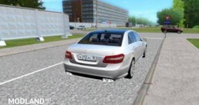 Mercedes-Benz E63 AMG [1.3.3], 2 photo